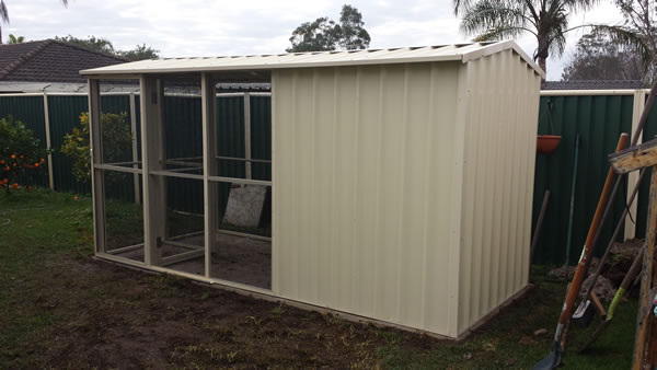 Coastalsheds Com Au Sheds Garden Sheds Bird Aviaries
